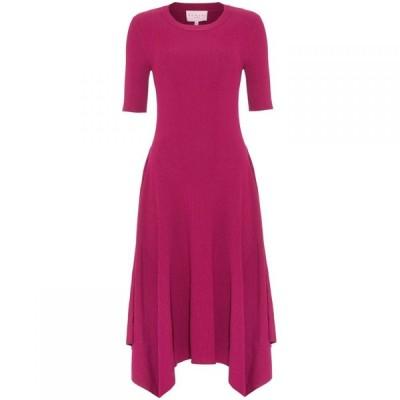 ダンセル Damsel in a Dress レディース ワンピース フルスカート ワンピース・ドレス Deena Full Skirt Knitted Dress Magenta