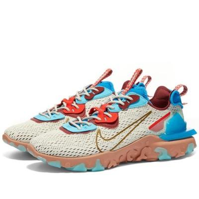 ナイキ/NIKE メンズ シューズ スニーカー Nike React Vision #CD4373-001