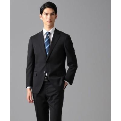 gotairiku/ゴタイリク 【リクルート】 コーデュラ×ソロテックス ストレッチ スーツ ブラック系 38 (A6)