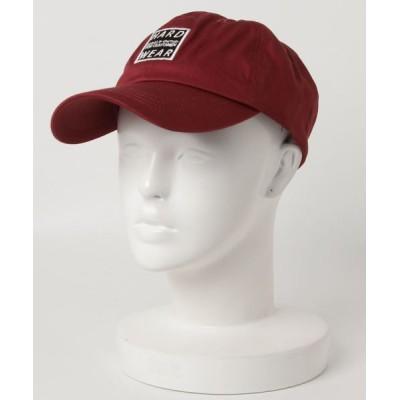 STYLEBLOCK / コットンツイルワッペン付きレトロベースボールキャップ MEN 帽子 > キャップ