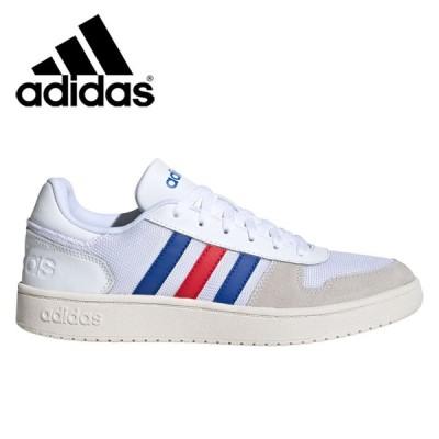 期間限定お買い得プライス アディダス ADIHOOPS 2.0 U KZS30 メンズシューズ 靴 くつ スニーカー FW8250 白靴 白スニーカー ホワイト