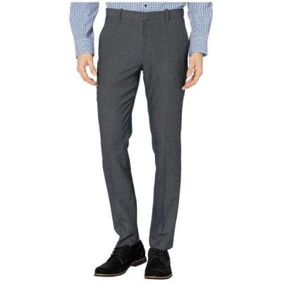 ペリーエリス メンズ カジュアルパンツ ボトムス Very Slim Heathered Pattern Dress Pants