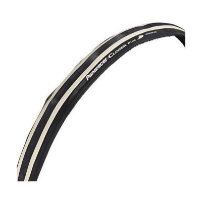 パナレーサー(Panaracer) クリンチャー タイヤ [700×25C] クローザープラス F725-CLSP-W ブラック/白ライン ( ロードバイク クロスバイク / ロードレース