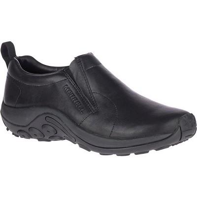 メレル スニーカー メンズ シューズ Merrell Men's Jungle Moc Leather 2 Shoe Black