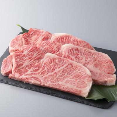 近江牛の老舗 大吉商店 近江牛ロースステーキ 3枚
