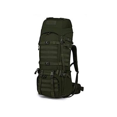 特別価格Mardingtop 65L Molle Hiking Internal Frame Backpacks with Rain Cover for Ca好評販売中