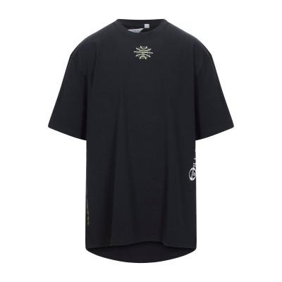 SERGIO TACCHINI T シャツ ブラック S コットン 100% T シャツ