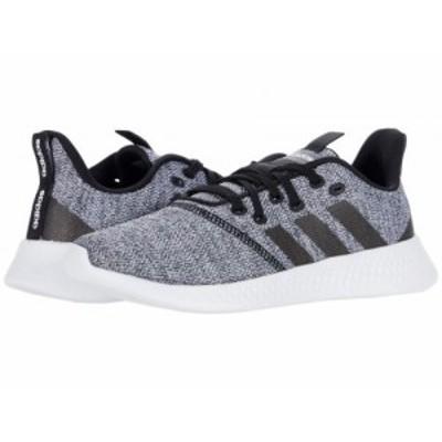 adidas Running アディダス レディース 女性用 シューズ 靴 スニーカー 運動靴 Puremotion Black/Black/White【送料無料】