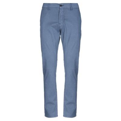 ゲス GUESS パンツ ブルー 28W-32L コットン 98% / ポリウレタン 2% パンツ