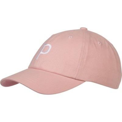 プーマ PUMA メンズ キャップ 帽子 P Adjustable Golf Hat Bridal Rose