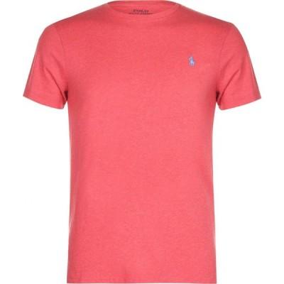 ラルフ ローレン Polo Ralph Lauren メンズ Tシャツ トップス Custom T Shirt Rosette Heather