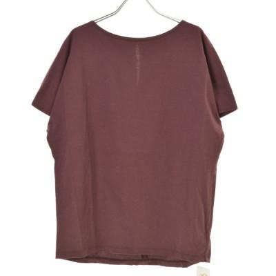 IENA / イエナ 20SS バックスリットTシャツ 半袖カットソー