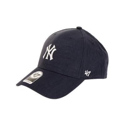 フォーティーセブン ブランド(47 Brand) ニューヨーク・ヤンキース MVP キャップ B-MNTRM17VSS-NY (Men's)