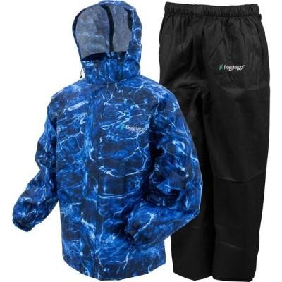 フロッグトッグス ジャケット&ブルゾン アウター メンズ frogg toggs All Sport Rain and Wind Suit MartinBlack