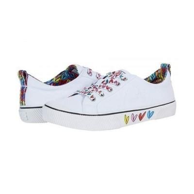BOBS from SKECHERS ボブス スケッチャーズ レディース 女性用 シューズ 靴 スニーカー 運動靴 Bobs B Wilder - White Multi