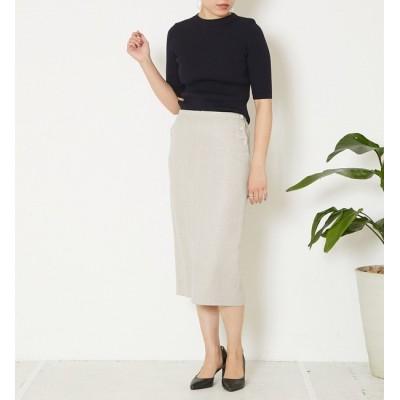 【リエス/Liesse】 ボタンポイントスカート