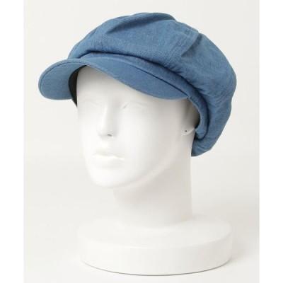 帽子 キャップ DENIM CAS(ST)