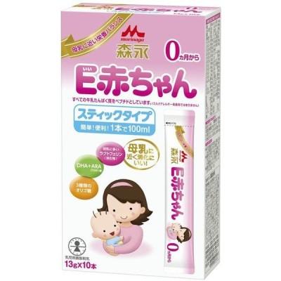 森永E赤ちゃん スティックタイプ 13g×10本