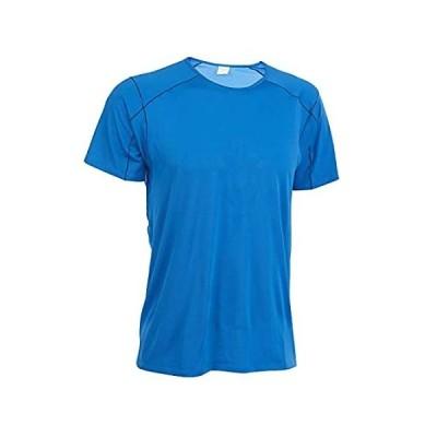 Ultimate Direction Mens Ultralight Running T-Shirt, Tidal, Large