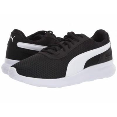 PUMA プーマ メンズ 男性用 シューズ 靴 スニーカー 運動靴 ST Activate Puma Black/Puma White【送料無料】