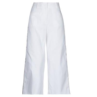 GOLD CASE パンツ ホワイト 40 コットン 98% / ポリウレタン 2% パンツ