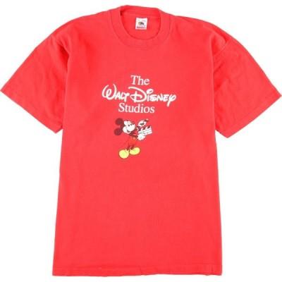 90年代 MICKEY MOUSE ミッキーマウス レディースXL /wbi7393