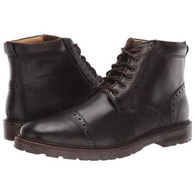 フローシャイム Fenway Cap Toe Boot メンズ ブーツ Brown Chocolate