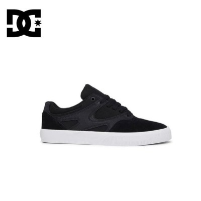 DC SHOES ディーシーシューズ<KALIS VULC S カリス バルク S  >スニーカー スケートボードシューズ skateboard 靴スケシュー カラー: XKKW