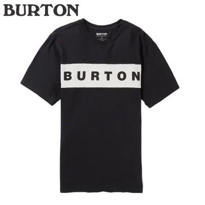 バートン Tシャツ 20-21 BURTON LOWBALL SHORT SLEEVE T SHIRT True Black アパレル トップス 半袖 日本正規品