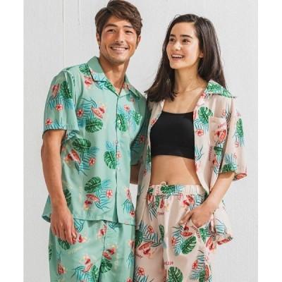 シャツ ブラウス SURF ALOHA SHIRT/サーフアロハシャツ
