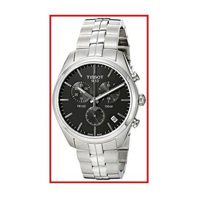 Tissot 男性用 腕時計 T1014171105100 アナログ表示 クオーツ シルバー【並行輸入品】
