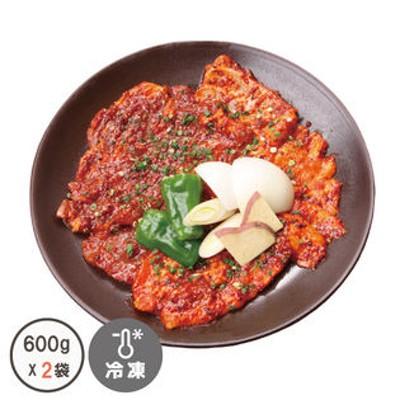 【600g×2袋】コチュジャン豚の盛り合わせセット[コチュジャン(豚カルビ・三段肉・豚トロ]