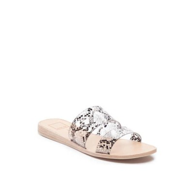 ドルチェヴィータ レディース サンダル シューズ Pepa Clear Slide Sandals