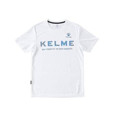 kelme(ケレメ) Tシャツ フットサルハンソデTシャツ (kc20s122-06) ホワイト L