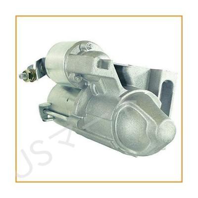DB Electrical SDR0339 Starter For 3.9 3.9L Buick Terraza, シボレー Uplander, Pontiac Montana 06 07 08 / Relay 2006 2007/12594441, 89017761