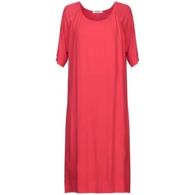 アルファスタジオ ALPHA STUDIO ミニワンピース&ドレス レッド 50 レーヨン 94% / ポリウレタン 6% ミニワンピース&ドレス
