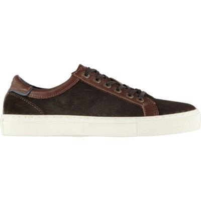 ファイヤートラップ Firetrap メンズ 革靴・ビジネスシューズ シューズ・靴 Barons Shoes Brown