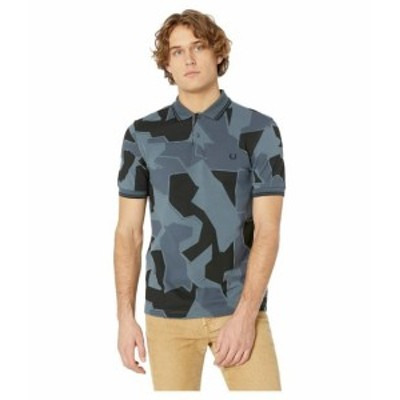 Fred Perry フレッドペリー 服 一般 Camouflage Pique Shirt