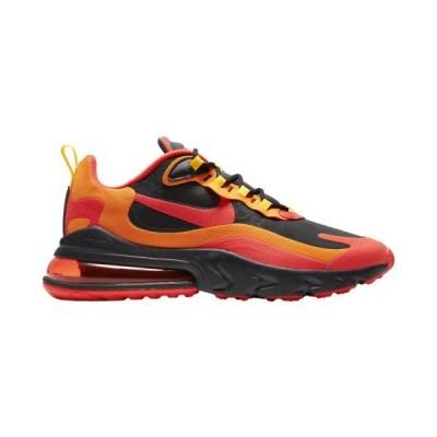 (取寄)ナイキ メンズ シューズ エア マックス 270 リアクト Nike Men's Shoes Air Max 270 ReactBlack Chile Red Speed Yellow Magma Orange