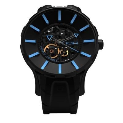 特価 70%OFF!   NOA ノア 腕時計 SKELL SKL009 ※入荷時期によってストラップはラバーまたはレザーとなります。 ブルー系