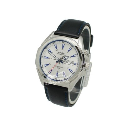 メンズ 腕時計 カシオ Casio MTPE200L-7A2 Men's Strap Fashion Watch Brand New & 100% Authentic