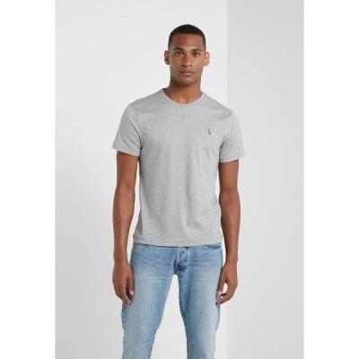 ラルフローレン Tシャツ メンズ トップス Basic T-shirt - andover heather