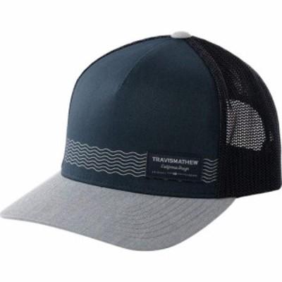 トラビスマシュー TravisMathew メンズ 帽子 Culebra 20 Hat Mood Indigo