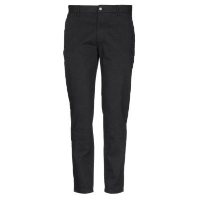SSEINSE パンツ ブラック 50 コットン 81% / ポリエステル 17% / ポリウレタン 2% パンツ