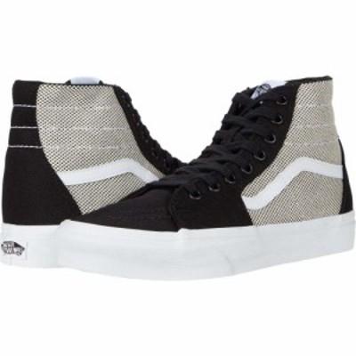 ヴァンズ Vans レディース スニーカー シューズ・靴 Sk8-Hi Tapered Black/True White