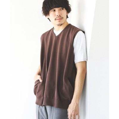 ベスト Crepuscule / Wholegarment Vest
