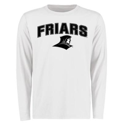 ユニセックス スポーツリーグ アメリカ大学スポーツ Providence Friars Proud Mascot Long Sleeve T-Shirt - White - Tシャツ