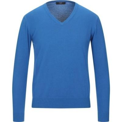ダンディ DANDI メンズ ニット・セーター トップス sweater Blue