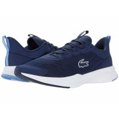 Lacoste ラコステ メンズ 男性用 シューズ 靴 スニーカー 運動靴 Run Spin 0721 1 Navy/Blue【送料無料】
