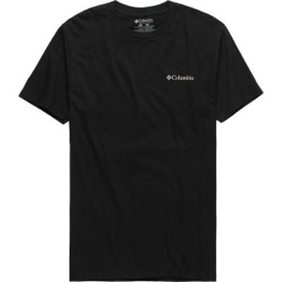 コロンビア メンズ Tシャツ トップス Believer Short-Sleeve T-Shirt Black